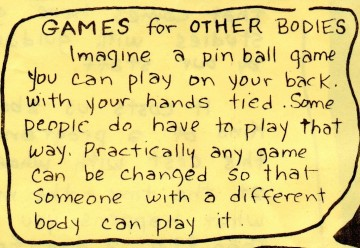 games for other bodies
